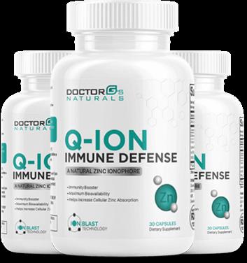 Q-ION Immune Defense Review