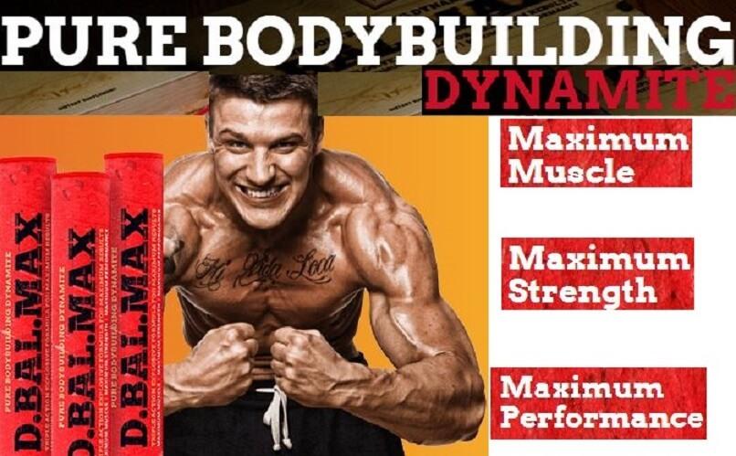 d-bal max review bodybuilding