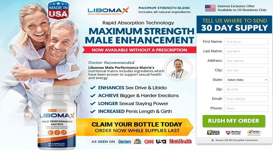 LiboMax Male Enhancement Pills